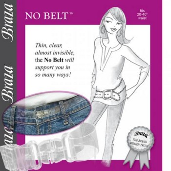 Invisible 'No Belt'