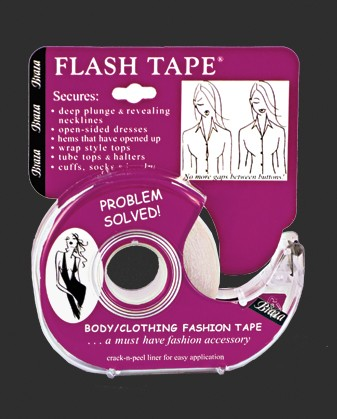 Body/Clothing Tape In A Flash!