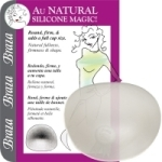 Bra/Breast Enhancer Clear Silicone Au Natural