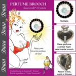 Perfume Brooch Solitaire