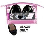 Ballet Shoes 'Cheeky Flats'